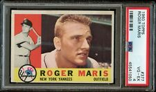 1960 Topps #377 ROGER MARIS PSA grade 4  NEW YORK YANKEES VERY GOOD  - EXCELLENT
