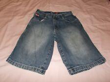 Boys South Pole Jean Shorts Size 12 Knee Length