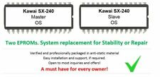 Kawai SX-240 – Firmware OS Eprom Replacement Repair Update for SX240