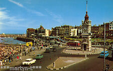 Postcard - CLOCK TOWER AND MARINE DRIVE, MARGATE. Unused. Standard size.