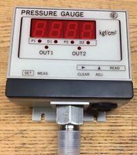 New Nks Digital Pressure Gauge 0 3 Kgfcm2 In Original Packaging