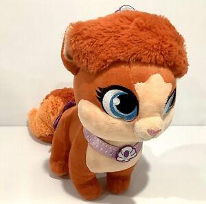 DISNEY PALACE PETS Plush Soft Toy - Treasure - Disney Princess Ariel's Pet Cat
