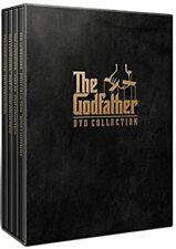 The Godfather DVD Collection (DVD, 2001, 5-Disc Set) Al Pacino, James Caan