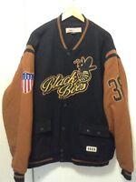 Boston black bees baseball jacket IMPORT