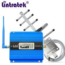 Lintratek 2G 3G 900MHz GSM 65dB Amplificatore Ripetitore di Segnale Cellulare