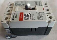 C-H HFD3015 15A 3P 600V 65KAIC BOLT-ON MOLDED BROKEN CORNER PCS CIRCUIT BREAKER