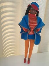 Very rare and exclusive Barbie Doll - Benetton Christie 1991