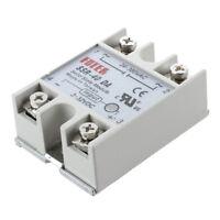 Temperature Control Solid State Relay SSR-40DA 40A 3-32V DC 24-380V AC D1F1