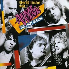 April Wine - First Decade (+60 Minutes) [New CD] Canada - Import
