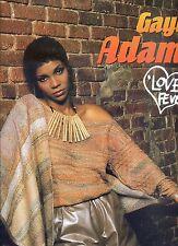 GAYLE ADAMS love fever GERMAN EX LP