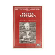 Better Breeding - Pigeon DVD John Halstead