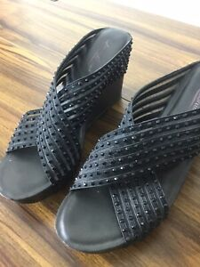 Lucky Brand Womens Platforms size 8.5 M Wedges