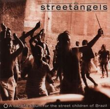 Various Electronica(CD Album)Streetangels-Mr.Bongo-STA1/MRBCD16-Brazil-New