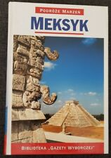 MEKSYK Podroze marzen | Polish book | Hardback 2005 | MEXICO