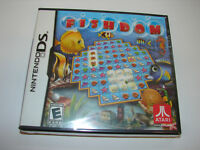 Fishdom - Nintendo DS    ****BRAND NEW FACTORY SEALED****
