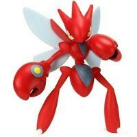 Pokemon Figure Action Scizor 10cm Bataille Figurine Original Wct Cizayox Scherox