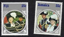 Omnibus: Life and Times of Queen Mother unmounted mint (MNH) incomplete set