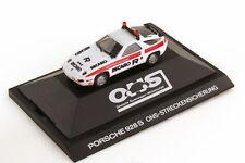 1:87 Porsche 928 S4 Ons Streckensicherung White - Herpa 3510