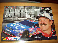 DALE JARRETT FACTORY SEALED MILTON BRADLEY PUZZLE FORD QUALITY CARE