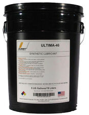 Summit Ultima-46 Rotary Screw High Temperature 12,000 Hour  Lubricant, 5 gallons