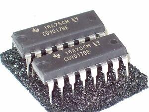 2pk - 4017B - Decade Counter ICs