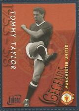 FUTERA-MANCHESTER UNITED 1997- #051-LEGENDS-ENGLAND-TOMMY TAYLOR