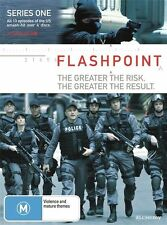 Flashpoint : Series 1 (DVD, 2012, 4-Disc Set), Region 4 (AU.NZ)