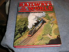 Railways of the World by Brian Hollingsworth (1985, ...