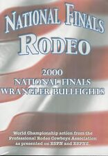 2000 National Finals Rodeo Wrangler Bullfights DVD