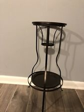 Partylite Clearly Creative Table / Candle Stand *No Glass Insert* Euc