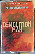 Demolition Man by Elliot Goldenthal (Cassette, Varèse Sarabande) rare film score