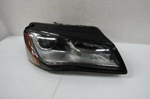 2011 2012 2013 2014 AUDI A8 OEM RIGHT XENON HID HEADLIGHT WITH CURVE T1