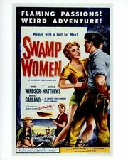 ROGER CORMAN signed autographed SWAMP WOMEN photo