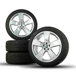 Audi 20 pouces jantes A6 S6 4K C8 pneus d'hiver roues d'hiver 4K0601025K 7,5 mm