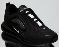 Nike Air Max 720 Men's Black White Low Casual Lifestyle Sneakers Shoes