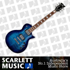 ESP LTD EC-256 Cobalt Blue Electric Guitar