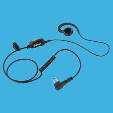 C-Shape IN-Ear Phone Inline PTT as HKLN4604 HKLN4604A HKLN4604B Motorola XV1400