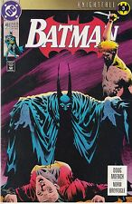 BATMAN 493 ...VF/NM...1993...Knightfall Part 3 . Bargain!