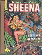 Sheena Queen of the Jungle Vol 3 HC Slipcase PS Artbooks 2014
