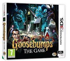 Goosebumps el juego Nintendo 3DS Muy Bueno - 1st Class Delivery