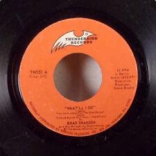 Brad Swanson What' Nous Allons Oui / Ragtime '74 17.8cm 45 Thunderbird Records