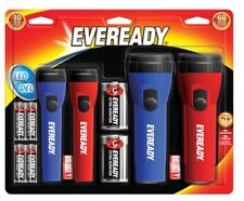 Eveready EVM5511S Economy LED Flashlight, 8 Lumens