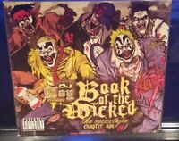 DJ Clay - Book of the Wicked Chapter 1 CD  insane clown posse twiztid boondox