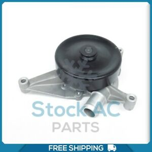 Water Pump for Jaguar S-Type / Lincoln LS QOA