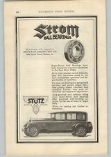 1926 Paper Ad Northeaster Magnetic Car Horn  North East Electric Company