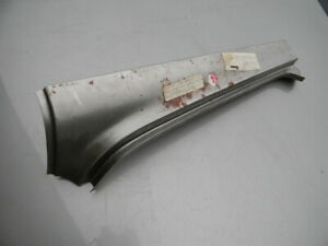 TRIUMPH TR4 TR4A TR4A TR250 REAR FENDER INNER EXTERIOR STEEL REPAIR PANEL LEFT