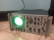 HP 141A, 1421a, 1405a Oscilloscope & Time Base Generator, Amplifier