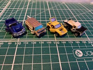 Micro Machines, Galoob, Deluxe Collection, Great Condition, RARE, Free Postage