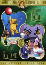 Shirley Temple - Shirley Temple: Winnie the Pooh / Babes in Toyland [New DVD]