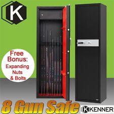 Kenner 8 Riffle Gun Storage (KN-1458B-M)